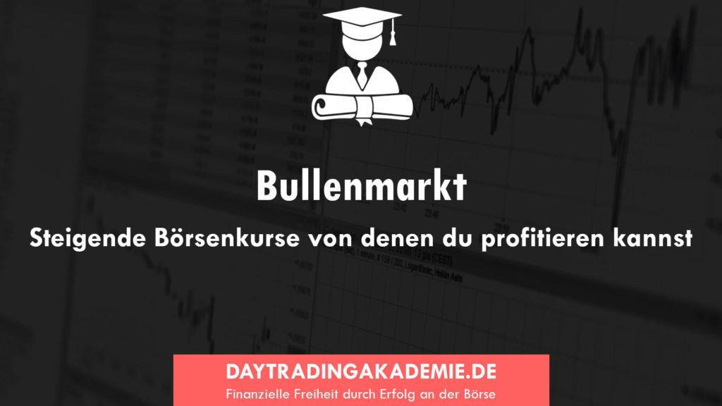 bullenmarkt